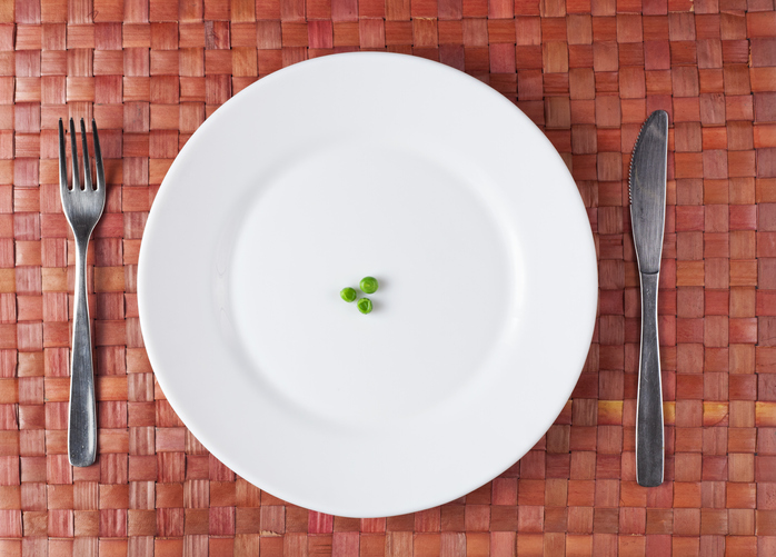 栄養の不足と心
